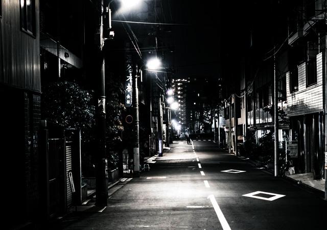 深夜喫茶「徘徊者」